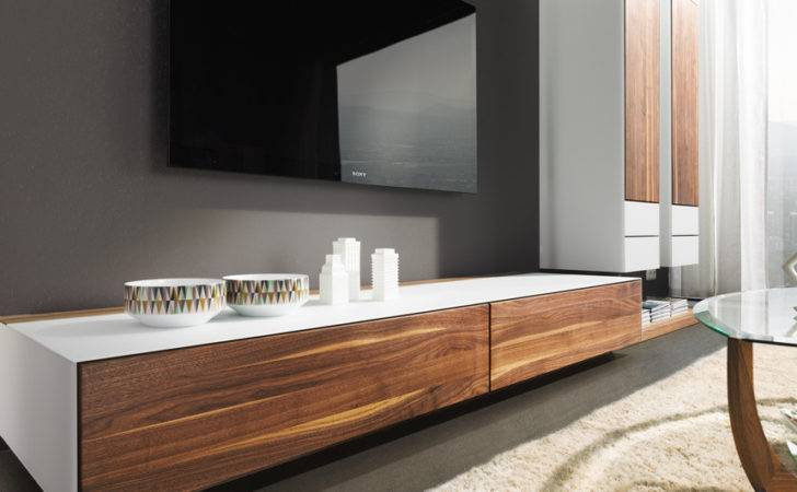 Solid Wood Glass Media Cabinets Cubus Pure Wharfside