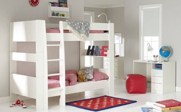 Solitaire Bunkbed