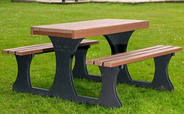 Solway Products Picnic Tables Recycled Plastic Table