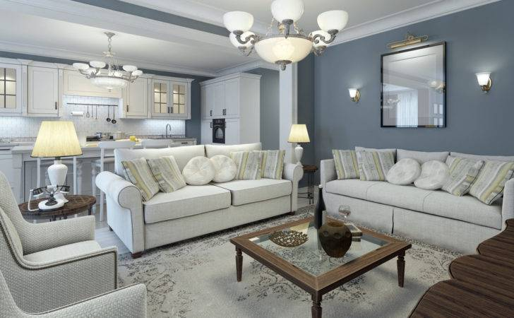 Soothing Wall Colors Living Room