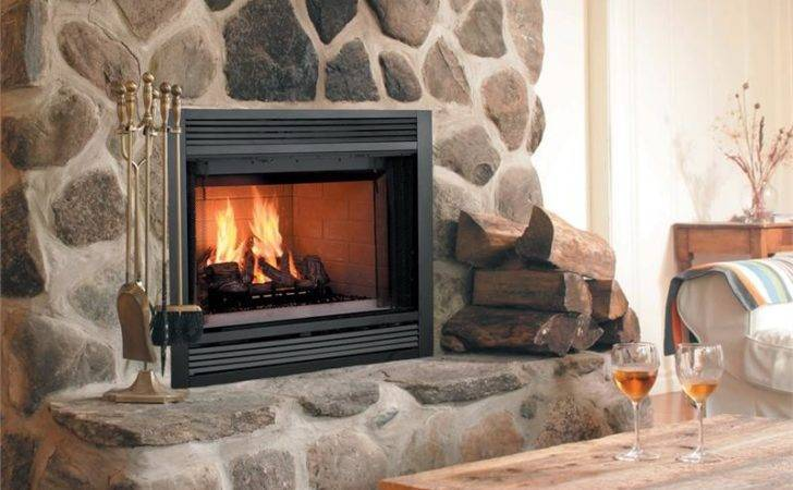 Sovereign Wood Burning Fireplace Monessen Circulating