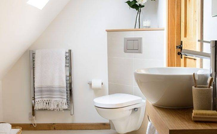 Spa Style Attic Bathroom Small Ideas