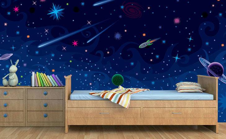 Space Rooms Home Decoration