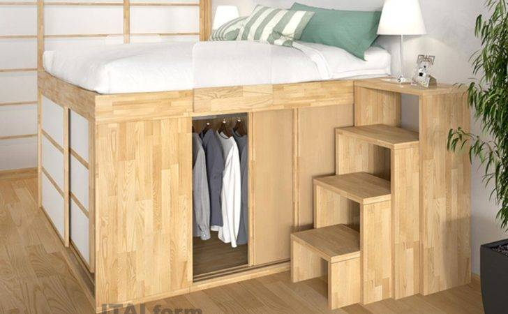 Space Saving Beds Designed Increase Your Storage