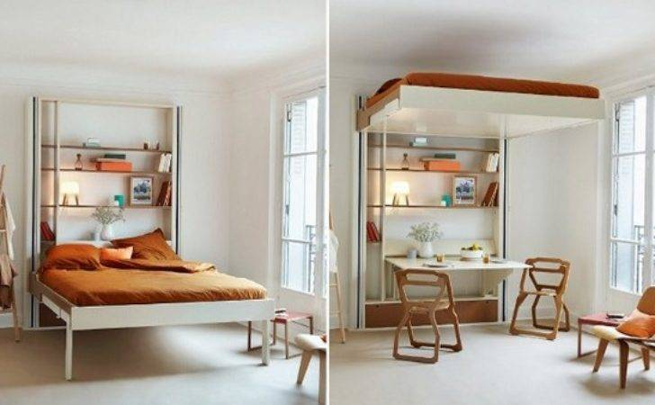 Space Saving Beds Small Apartments