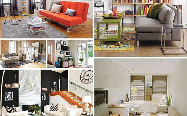 Space Saving Design Ideas Small Living Rooms