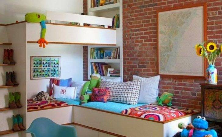 Space Saving Furniture Ideas Small Kids Room