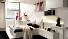 Space Saving Ideas Small Master Bedrooms Home Combo