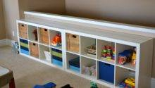 Space Saving Methods Youngsters Playroom Storage