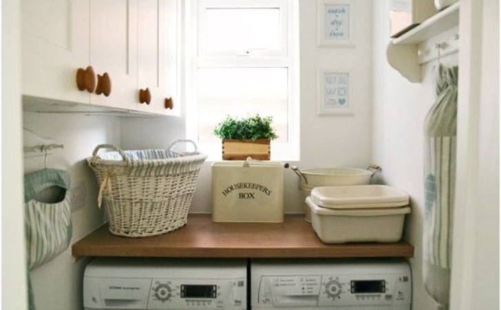 Spacious Small Laundry Room Ideas Housely