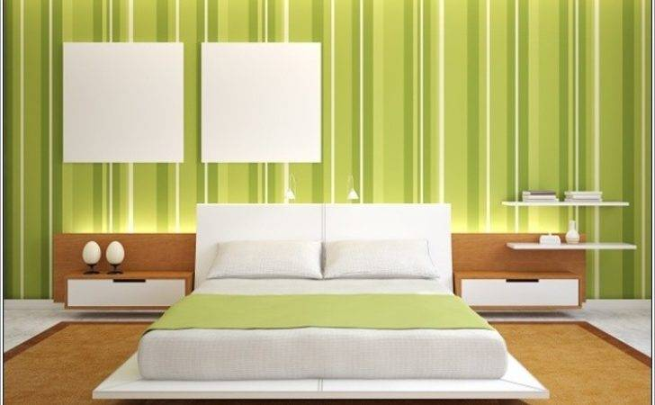 Spice Your Bedroom Stripes Interior Design