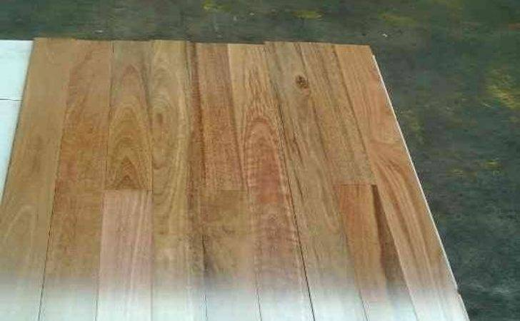 Spotted Gum Country Timber Flooring Tel