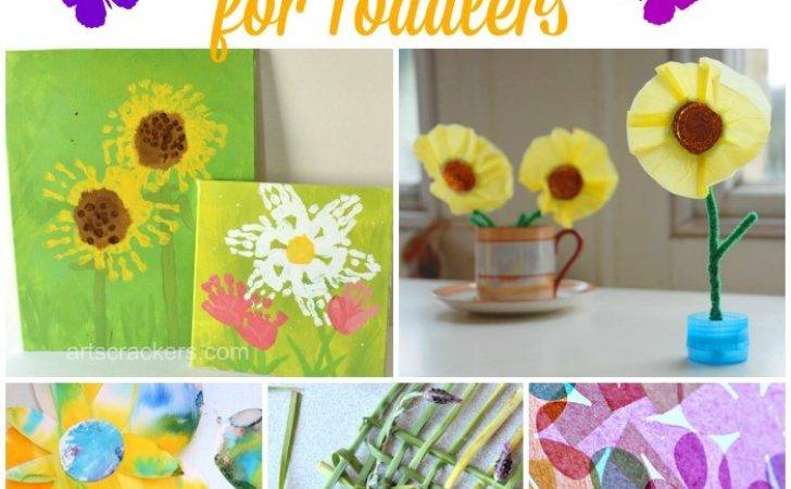Spring Craft Ideas Toddlers
