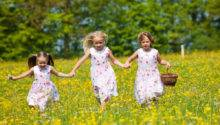 Spring Easter Portrait Tips Ideas