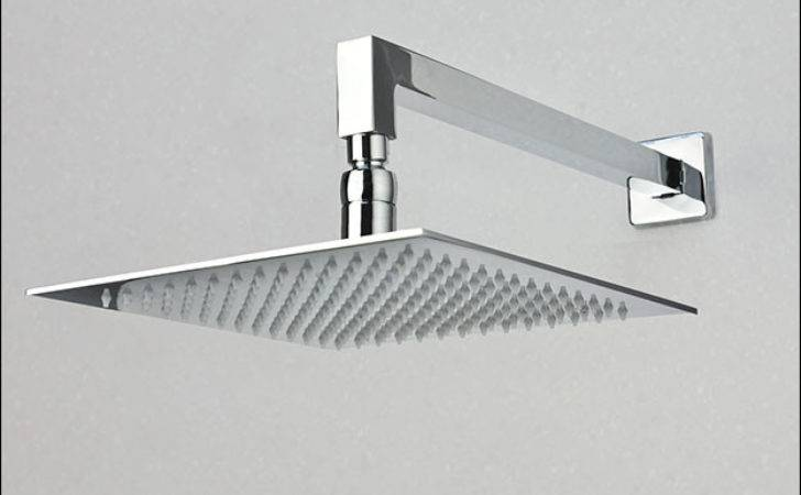 Square Shower Heads Cubic Large Jumbo