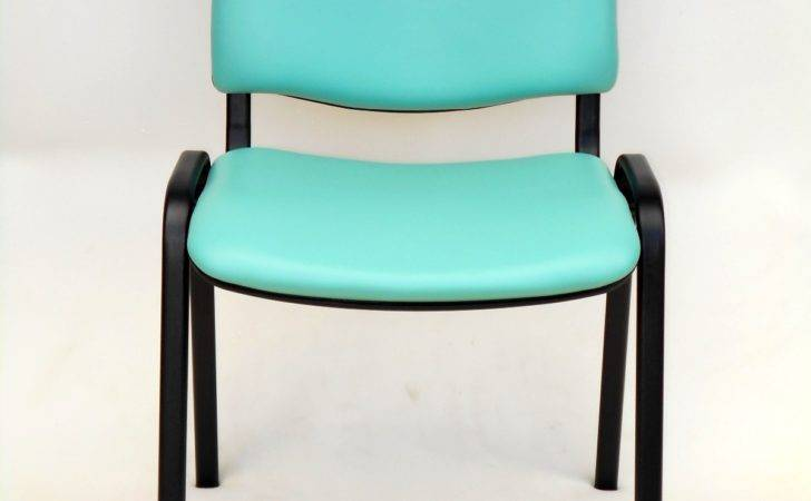 Stacking Chair Washable Anti Bacterial Vinyl