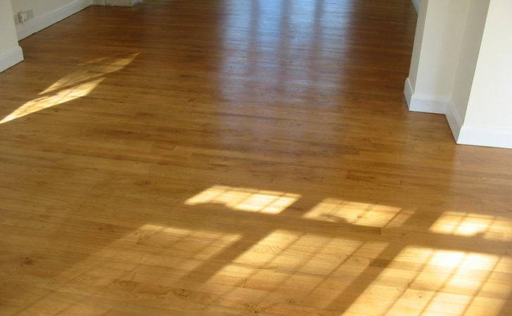 Staining Oiling Wood Flooring