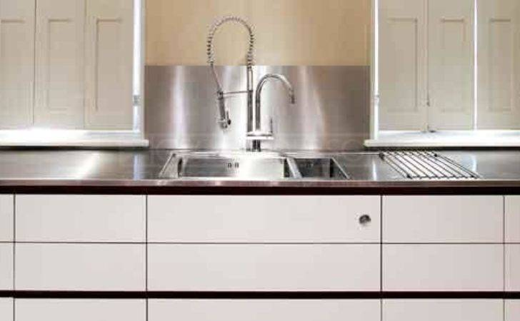 Stainless Steel Worktops Kitchen Cabinets