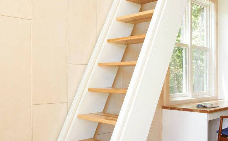 Stair Design Ideas Small Spaces Contemporist