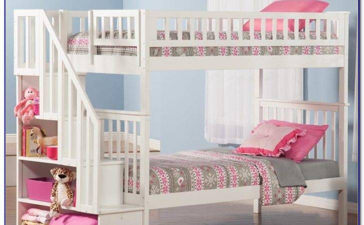 Staircase Bunk Beds Best Home Design