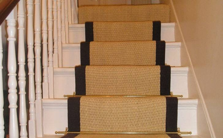 Staircase Runner Ideas Simple Home