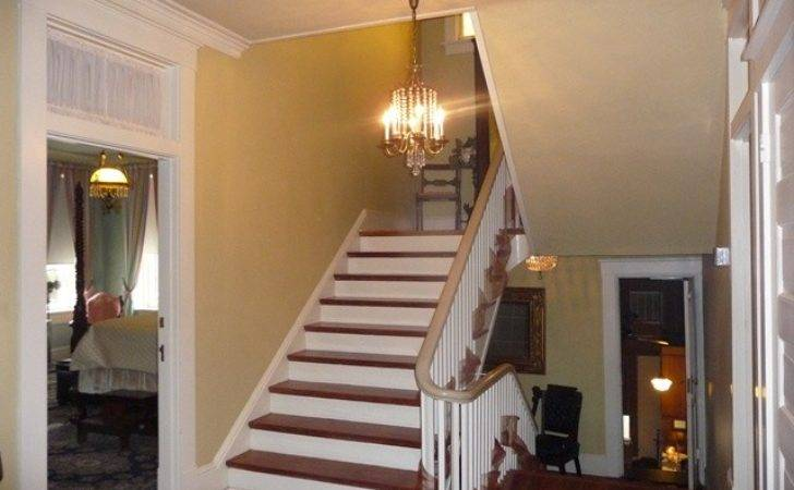 Staircase Steel Magnolias House Hooked Houses