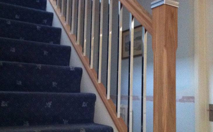 Stairs Replace Stair Spindles Easily Glamorous