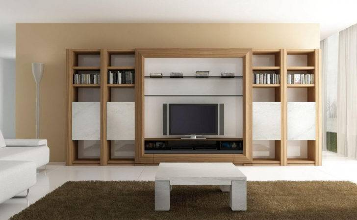 Stand Designs Small Living Room Modern House