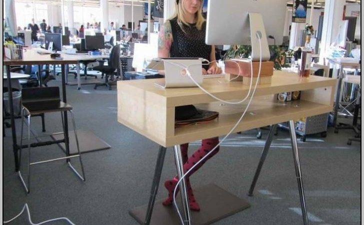 Stand Desk Ikea Home Decorating Ideas Hash