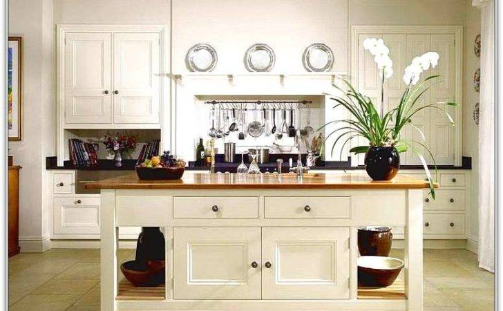 Standing Kitchen Islands Seating Home