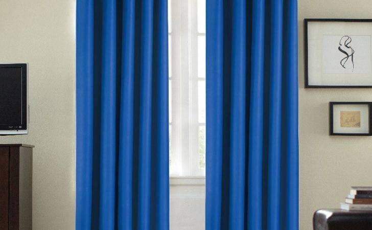 Star Rated Thermal Blackout Curtain Room Cooling