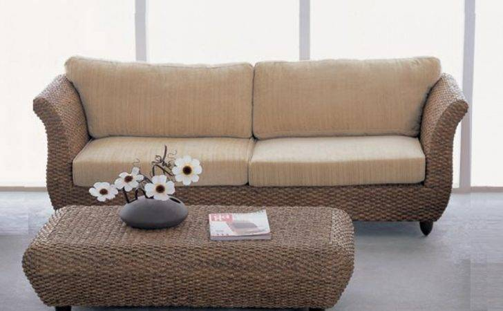 Statton Conservatory Seater Sofa Rattan Cane Water