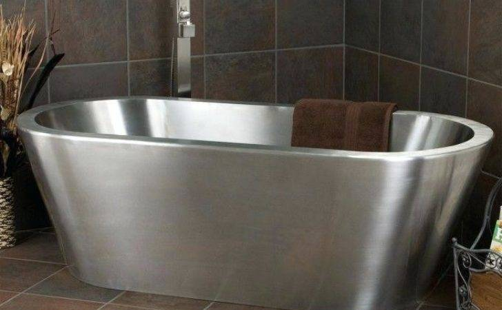 Steel Bathtubs Cast Iron Double Ended Stainless