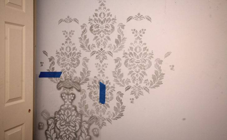 Stenciling Your Walls She Erin Says