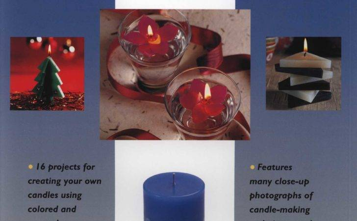 Step Crafts Candle Making Cheryl Owen Book