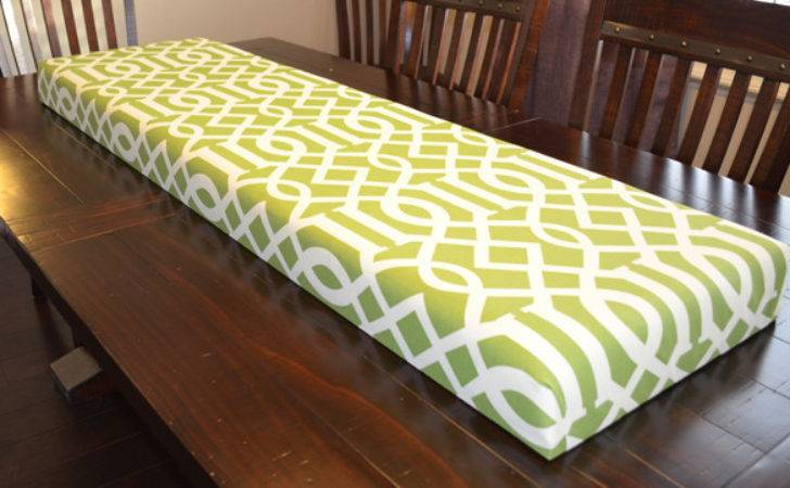 Step Upholster Bench Seat