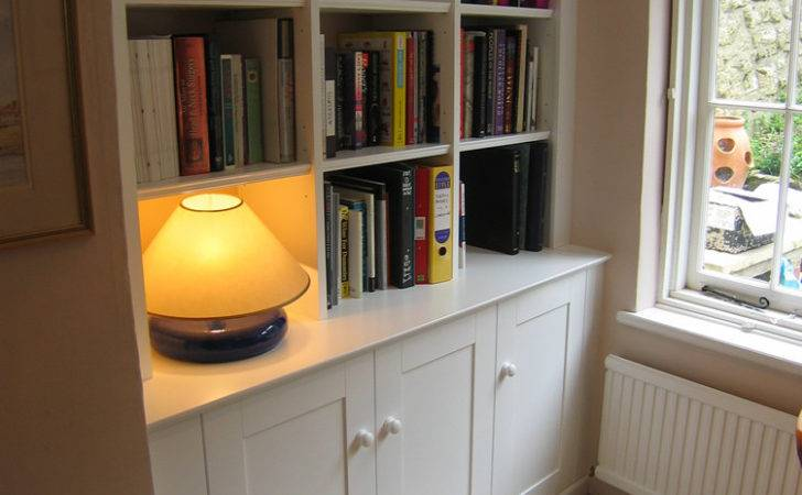 Storage Alcove Fifty Furniture Aylesbury