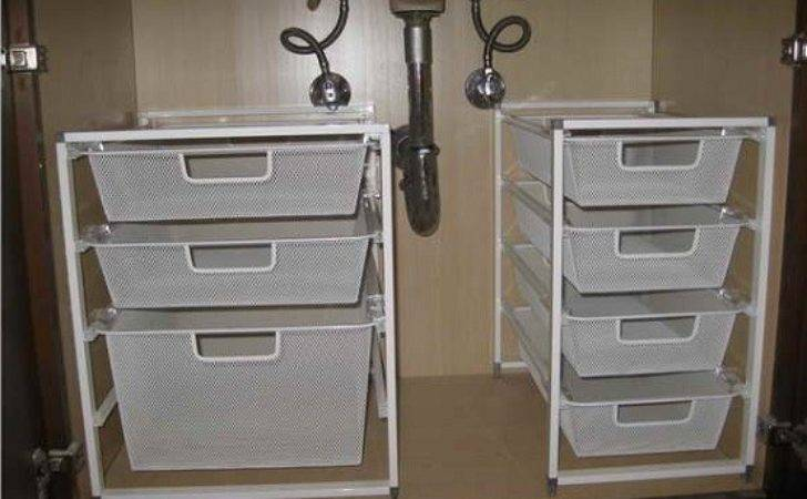 Storage Ideas Small Bathroom Organization Tips