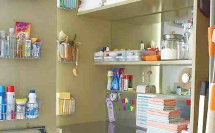 Storage Solutions Small Laundry Rooms Simple