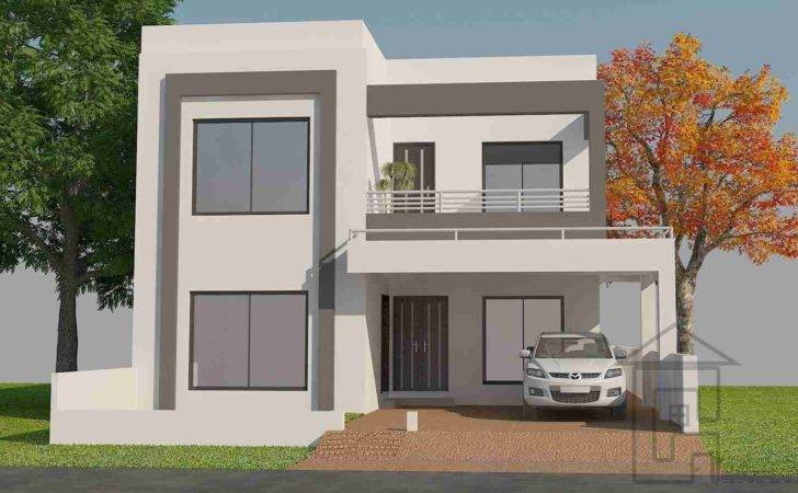 Storey House Design Plans Gharplans