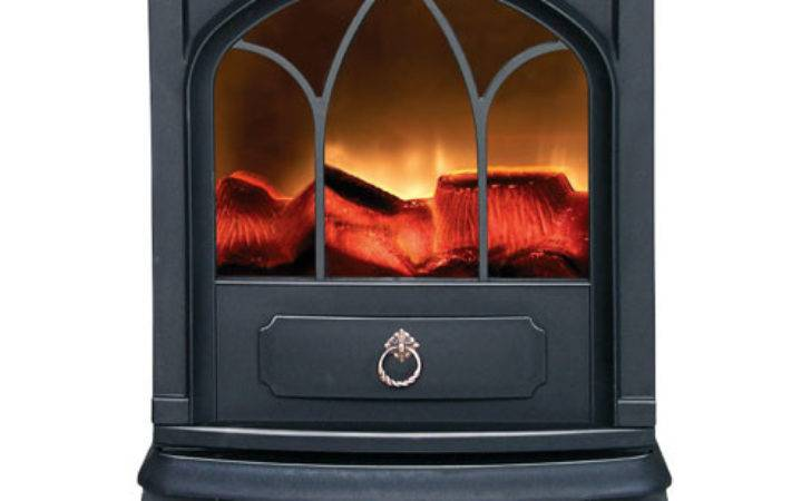 Stove Heater Log Burning Flame Effect Electric Fire Ebay
