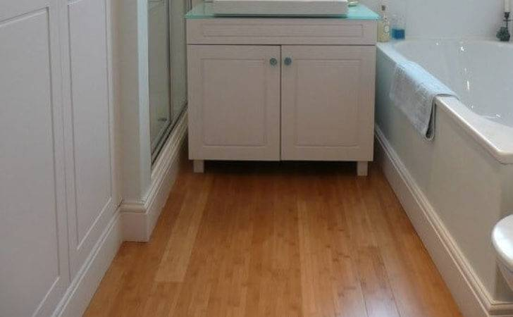 Strand Bamboo Flooring Bathroom Decor Ideas