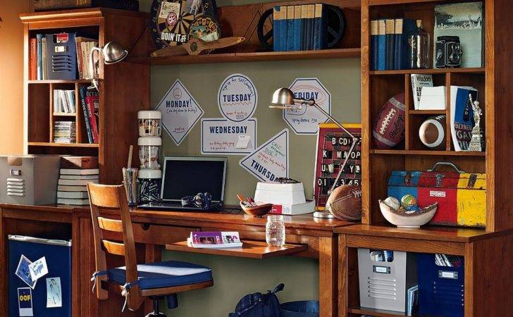 Study Space Inspiration Teens
