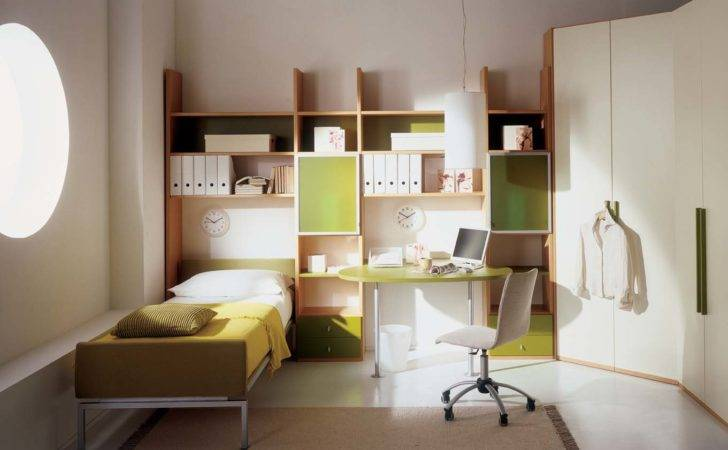 Study Table Bedroom Home Design Inside