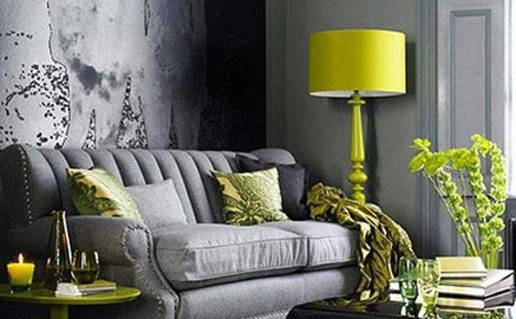 Stunning Grey Green Living Room Ideas