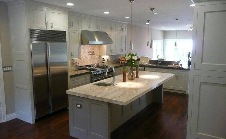 Stunning Kitchen Designs White Cabinets