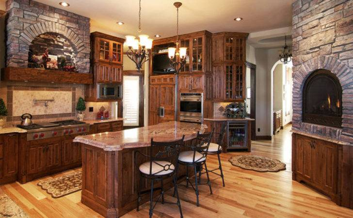 Stunning Mediterranean Kitchen Designs Decoration