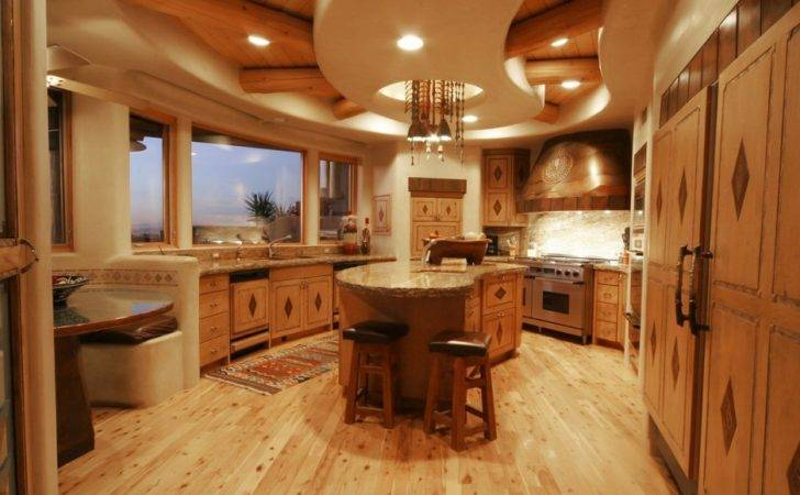 Stunning Modern Kitchen Ideas Offer Wooden Cabinets