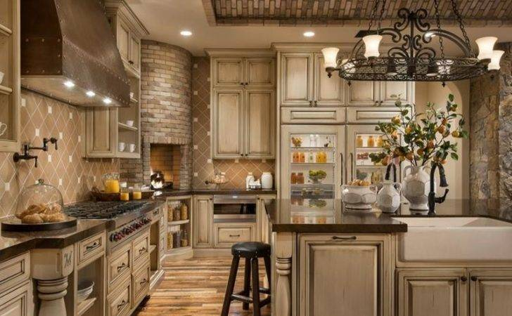 Stunning Rustic Kitchen Designs Ideas