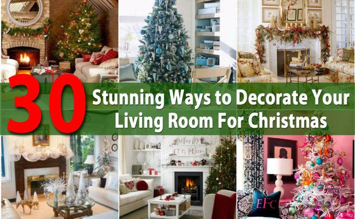 Stunning Ways Decorate Your Living Room